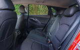 2017 Hyundai i30 1.0 T-GDi 120 SE Nav rear seats