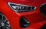 2017 Hyundai i30 1.0 T-GDi 120 SE Nav right front headlight