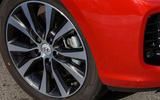 2017 Hyundai i30 1.0 T-GDi 120 SE Nav right front alloy wheel