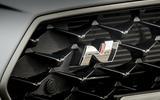 Hyundai i30 N 2018 UK review bonnet badge