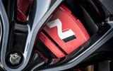 Hyundai i30 N 2018 UK review brake calipers