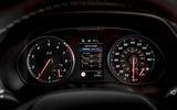 Hyundai i30 N 2018 UK review instrument cluster