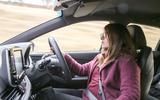 VW Golf GTI vs Hundai i30 N Rachel driving