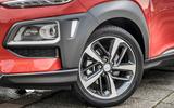 Hyundai Kona 1.0 T-GDi SE alloy wheels