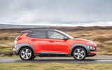 Hyundai Kona side motion