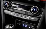 Hyundai Kona dials