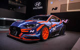 Hyundai e-TCR racer