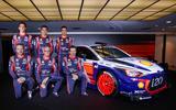 2017 Hyundai i20 Coupe WRC car revealed