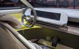 Hyundai Concept 45 at Frankfurt - interior