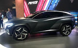 Hyundai Concept T at LA Motor show 2019 - side
