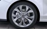 Hyundai i30 N fastback alloy wheel