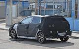 Hyundai i20 N spyshot side rear