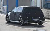 Hyundai i20 N spyshot  rear side