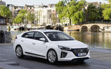 4 star Hyundai Ioniq HEV