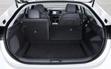 Hyundai Ioniq HEV seating flexibility