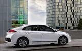 Hyundai Ioniq HEV side profile