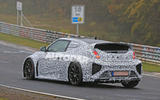 Hyundai RM16 N test mule spotted - track rear