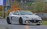 Hyundai RM16 N test mule spotted - hero front