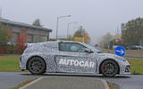 Hyundai RM16 N test mule spotted - right side
