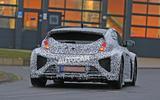 Hyundai RM16 N test mule spotted - rear
