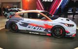 Hyundai RM19 concept at LA motor show - side
