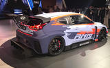 Hyundai RM19 concept at LA motor show - rear