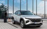 Hyundai Tucson Plug in Hybrid(1)