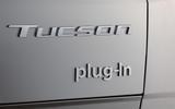 Hyundai Tucson Plug in Hybrid - badge