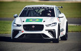 Jaguar I-Pace race car