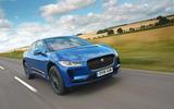 Jaguar I-Pace - 2019 European car of the year