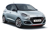 Hyundai i10 N Line official press - front