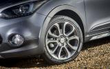 15in Hyundai i20 Active alloys