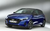 2020 Hyundai i20 - static front