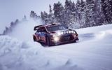 2019 Hyundai i20 WRC - front
