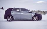 2021 Hyundai i20 N prototype - side
