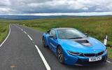 BMW i8 long term