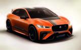 Autocar imagines the Jaguar I-Pace SVR