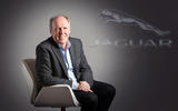 Jaguar design director Ian Callum
