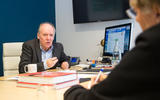 A day with Jaguar's design director Ian Callum