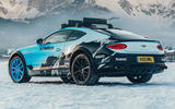 2020 Bentley Ice Race Continental GT - static rear