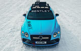 2020 Bentley Ice Race Continental GT - static front