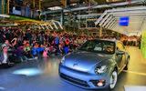 Final Volkswagen Beetle leaves Volkswagen's Puebla factory