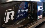 Volkswagen ID R Nurburgring attempt premiere - side aero