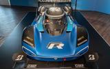 Volkswagen ID R Nurburgring attempt premiere - nose