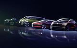 Volkswagen ID family rendering