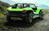 2020 Volkswagen ID Buggy concept