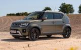 2020 Suzuki Ignis - static
