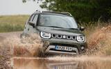 2020 Suzuki Ignis - off-roading