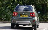 2020 Suzuki Ignis - cornering rear