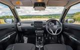 2020 Suzuki Ignis - dashboard